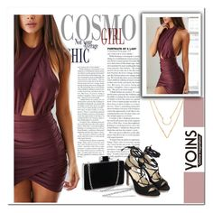 """""""Yoins"""" by smajicelma ❤ liked on Polyvore"""