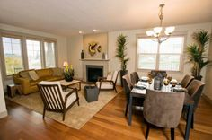 Small Living Room and Dining Room Combo Ideas