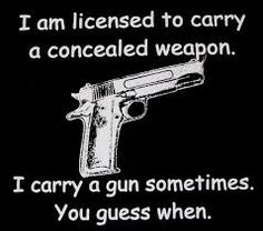 The ideal concealed carry guns for women are lightweight, compact, and easy to use. Check this list out and decide Best Concealed Carry, Conceal Carry, Gun Humor, Montgomery, Gun Quotes, Custom Glock, By Any Means Necessary, Cool Guns, Ex Husbands