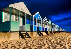 Southwold is such a beautiful location I love there beach huts & beach.