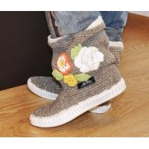 CROCHET BOOTS FOR STREET ,MUST HAVE 2014