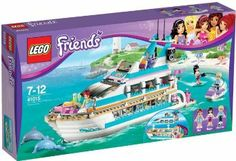 Lego Friends 41015 - Yacht: +