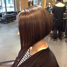 17. Inverted Bob Haircut