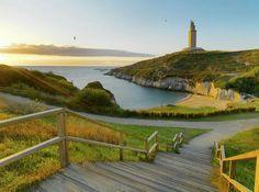 Torre de Hercules #Galicia