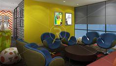 Commercial Interior Design Firms Muscat | Interior Design Oman | RVI Oman