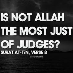 Verse from the Quran – 95:8 – The FigOriginally found on: awkwardmuslim