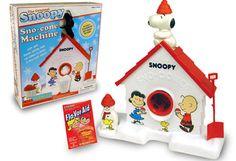 Snoopy Snow Cone Machine | FreshTrend Unique Gift Ideas