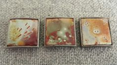 Torch fired copper enamel by Chitown-Design