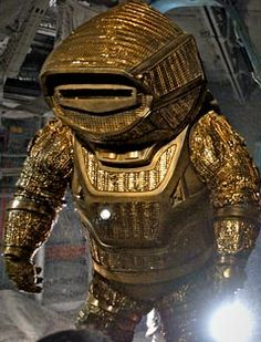 The 'Kenny' space suit from the movie Sunshine