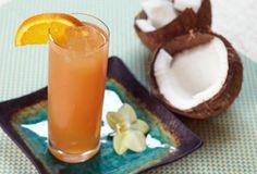 Rum Runner with Captain Morgan® Original Spiced Rum