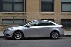 From Be Car Chic: 2012 Chevy Cruze Eco Long-Term Test - Dealership to 4,000 Miles