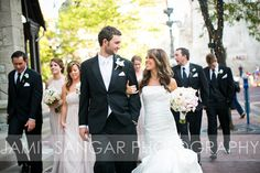 The new Mr. and Mrs. Gregory!!! What a sweet picture!