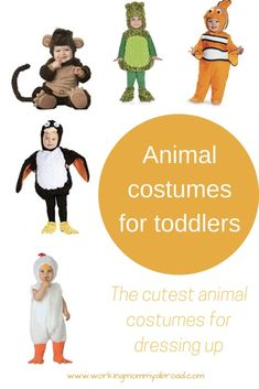 Animal costumes - dress up - Carnival - Halloween - theme party - toddlers Parenting Memes, Parenting Advice, Kids And Parenting, Toddler Fancy Dress, Toddler Fun, Halloween Party Themes, Baby Halloween, Halloween Costumes, Working Mom Tips