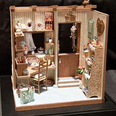 Good Sam Escaparate de Miniaturas: En el Salón - Exposiciones