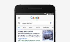 Los resultados de Google tendrán 'datos curiosos' desde ahora #Google #HerramientasWeb #buscador