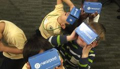 Virtual Reality Educ