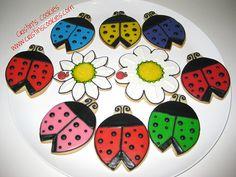 perfect ladybug cookie