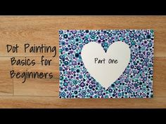 Dot Painting for Beginners ~ Create ♥ Nurture ♥ Heal ♥ Dot Painting Tools, Rock Painting Patterns, Dot Art Painting, Pebble Painting, Stone Painting, Mandala Drawing, Mandala Painting, Painting Flowers, Mandala Dots