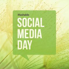 Mashable is thrilled to announce June 30, 2013 as the 4th annual worldwide Social Media Day! Click to find out how you can be a part of it!