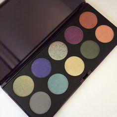 Duochrome palette Neve Cosmetics