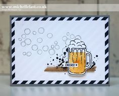 Mixed Drinks - Beer Card - with Michelle Last