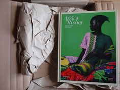 """celia-hannes: """" Rising Africa, 2016 with Frugal Collection Cape Town by…"""