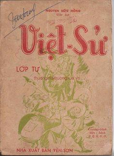 Việt Sử Lớp Tư (NXB Yên Sơn 1951) - Nguyễn Hữu Hồng, 47 Trang   Sách Việt Nam