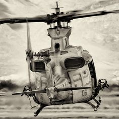 Huey I will be happy if I am NEVER in a helicopter again......
