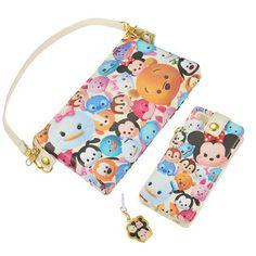 Disney Tsum Tsum iphone case set