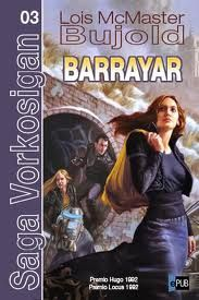 Barrayar. Lois McMaster Bujold  Some of these covers. I swear this isn' how I imagines the characters. Raymond Feist, Elizabeth Moon, Lois Mcmaster Bujold, Andre Norton, Science Fiction Books, Sci Fi Books, Lord, Cover Art, Saga