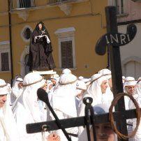 Settimana Santa nel Gargano e Daunia. Per saperne di più su questo evento, visitate il nostro portale: http://www.pugliaevents.it/it/gli-eventi/settimana-santa-in-puglia-1/programma/futuri#