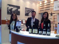 Sara , Andrea and Federica #vinitaly 2015