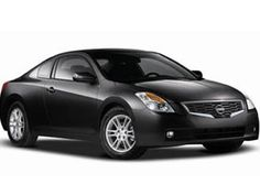 2011 Nissan Altima Coupe!  ***Actually I just bought a 2012 Nissan Altima Coupe...it's Frost White!  :)