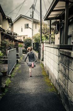 Photo Alleyways of Kyoto by Megan Mulder on Alleyway, Kyoto