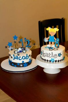 Children s Birthday Cakes - This was for a brother ...