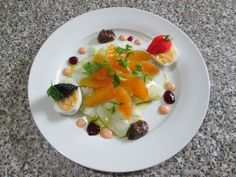 Orange   fenouil    oeufs  Gino D'Aquino