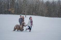 #sweetjuniperphotography #winterfamilysession #winterphotography #miniaturehorses #familyandchildphotography #pittsburghphotography #farmlife #dreambig #liveforthemagic