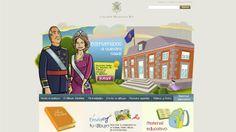La Stampa - Spagna, il re spiegato ai bimbi con un sito