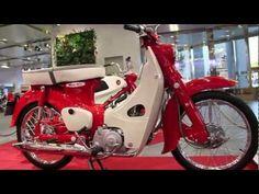 60's HONDA Super Cub CA100    「Hondaの原点へ ~アメリカ生まれの異色のスーパーカブ~」