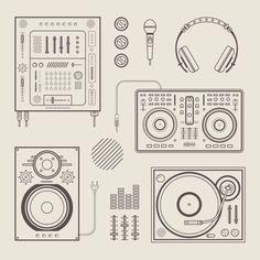 Come cambia il #business della #musica ai tempi dello #streaming Music over the years