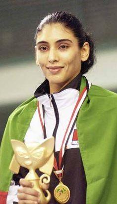Her Highness Sheikha Maithabint Mohammed bin Rashid Al Maktoum.