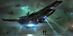 Star Citizen Raises a Million Dollars in a Day; New Video Shows Alien Ships and Ground Vehicles: Star Citizen shatters another crowdfunding…