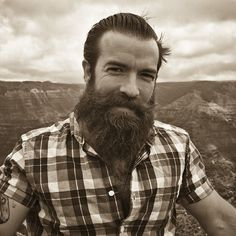 Indoors or out: The beard is there for you.   This Man Got Stupidly Hot After He Spent A Year Growing A Beard