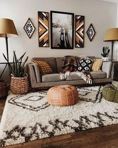 Apartment Living Room On A Budget Diy Interior Design . 38 Fresh Apartment Living Room On A Budget Diy Interior Design . Pin by Easyhomedecor On Diy Home Decor Boho Living Room, Small Living Rooms, Living Room Designs, Living Room Decor On A Budget, Rustic Modern Living Room, Earthy Living Room, Interior Design Living Room Warm, Living Room Themes, Living Room Brown