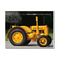 From the Cass & Hyler John Deere Collection