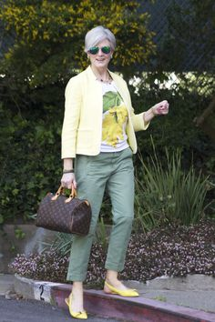 spring | Style at a certain age