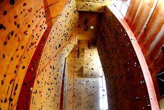El Muro sala de escalada