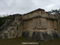 Plataforma de Venus. Zona Arqueológica Maya de Chichén Itzá (Yucatán, México).