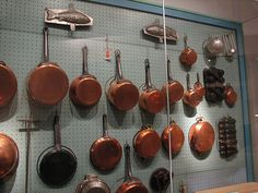 Julia Child's Cookware