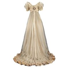 Tumblr ❤ liked on Polyvore featuring dresses, gowns, costume, historical and long dresses